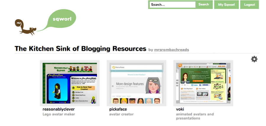 Click on this image to view Mrs. Rombach's growing collection of student-friendly blog resources.