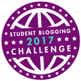 Student Blogging Badge 2017